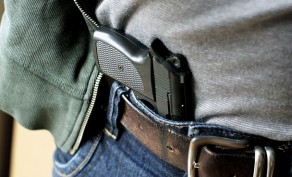 Four-Hour Concealed-Firearms-Permit Class, Passport Photo & Fingerprint Card ($50 Value)