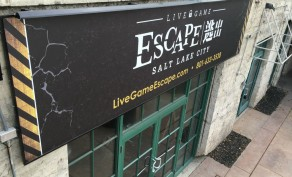 Escape Room Game for Four ($140 Value)