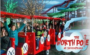 Seven Peaks Pass of All Passes & North Pole Event + Season Tube Rental ($64.99 Value)