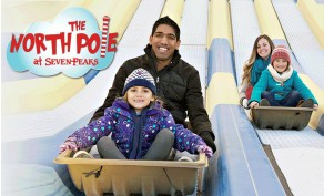 Seven Peaks Pass of All Passes & North Pole Event ($49.99 Value)