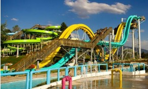 Two Day Passes to Seven Peaks Water Park Provo ($49.99 Value)